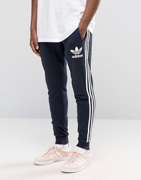 adidas Originals Trefoil Joggers Ay7783, $44 | Asos