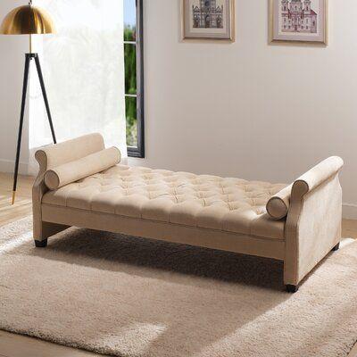 Upholstered Sofa Bed, Jennifer Taylor Home Sofa Bed