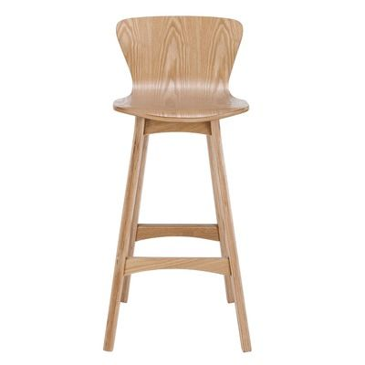 Temple Webster Nobu High Back Barstool Reviews With Images