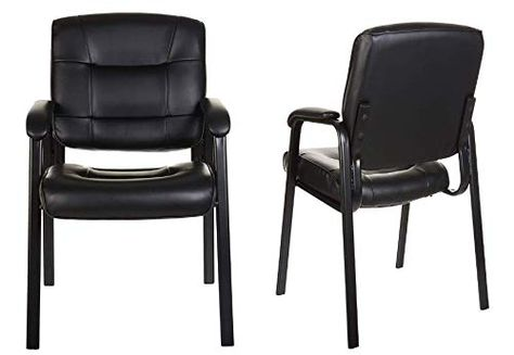 Swell Sssuper A Leather Executive Side Chair Guest Reception Pdpeps Interior Chair Design Pdpepsorg