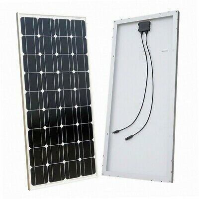 Ebay Sponsored Eco Worthy 100 W Solarpanel12 V Monokristallines Photovoltaik Pv Modul Zum Solarpanel Sonnenkollektor Solaranlage
