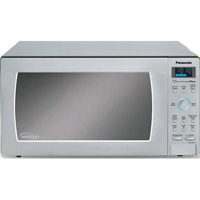 Panasonic Nnse796s Countertop Microwave Oven Countertop