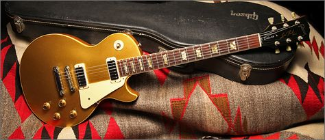 1972 Gibson Les Paul Deluxe Goldtop