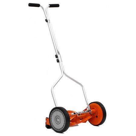 Patio Garden Lawn Mower Reel Lawn Mower Lawn Mower Tractor