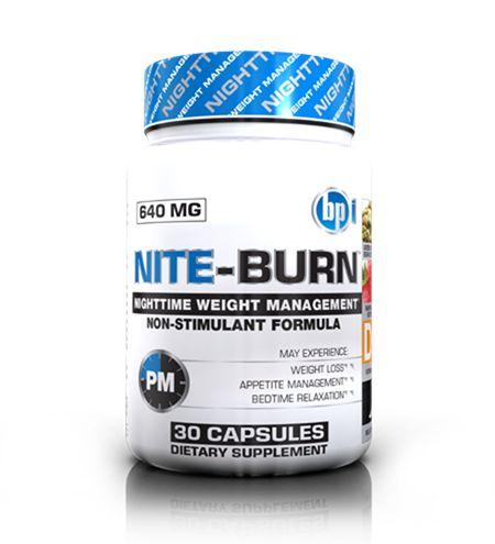 BPI Nite Health Dietary supplements Dietary
