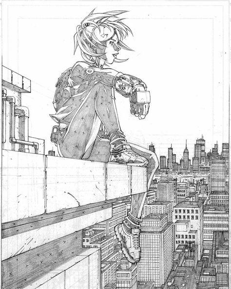regram @rogerkrux Arana | #pencilart #marvelcomics #comics #comics #rogercruz #krux