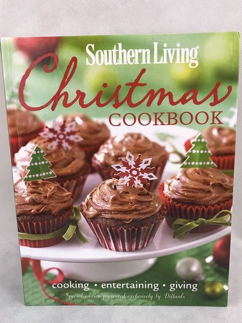 Southern Living Christmas Cookbook 1st Edition Holiday Recipes Collectible Gift  in Books, Cookbooks | eBay