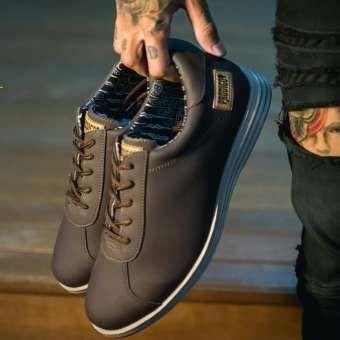 Sepatu Sneakers Casual Branded Pria Trendy Modis Prodigo