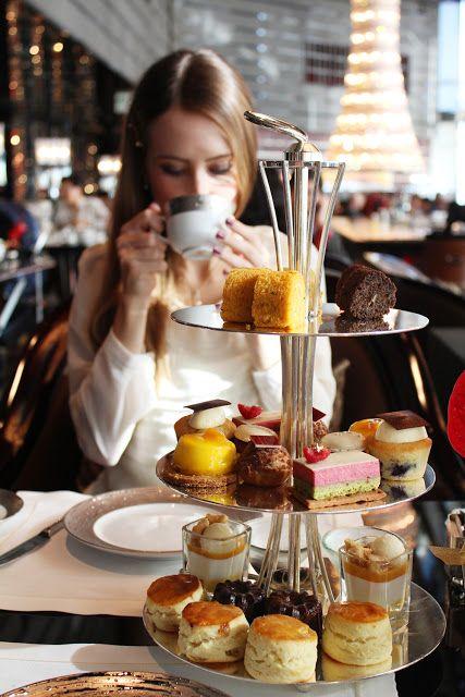 Olivia's choice: The best High Tea in Hong Kong - The Ritz-Carlton