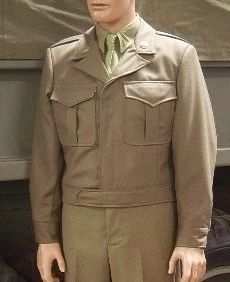 Army Enlisted Man's O.D. Woolen Winter Coats – WWII Impressions, Inc