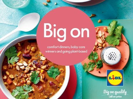 Lidl Gb Food Non Food Wine And Recipes Www Lidl Co Uk In 2020 Food Comfort Dinner Recipes