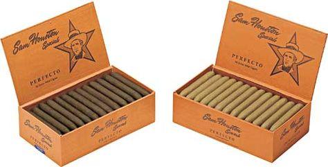 Sam Houston Cigars!