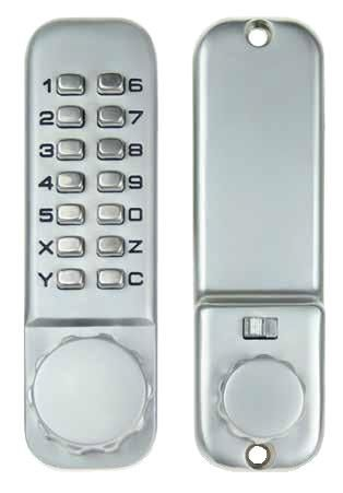 Mdl01 Mechanical Push Button Door Entry Lock Digi Lock Mdl01 Mechanical Push Button Door Entry Lock Digi Lock Zinc In 2020 Entry Doors Device Accessories Door Kits