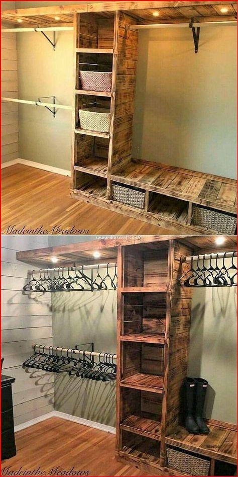 Wooden Pallet Projects, Diy Pallet Furniture, Furniture Projects, Home Projects, Garden Projects, Antique Furniture, Wooden Furniture, Furniture Design, Furniture Makeover