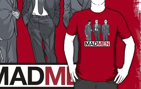 MadMen by nikholmes