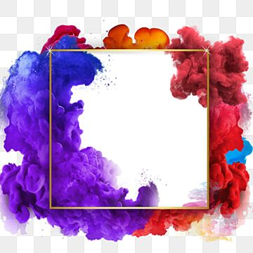 Abstract Colorfull Smoke Border Frame Text Box Free Smoke Abstract Frame Png Transparent Clipart Image And Psd File For Free Download In 2021 Abstract Colored Smoke Clip Art Borders