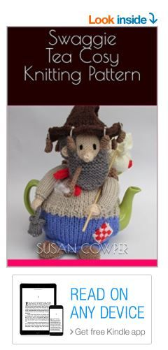 Swaggie Tea Cosy Knitting Pattern Kindle Edition Httpsamazon