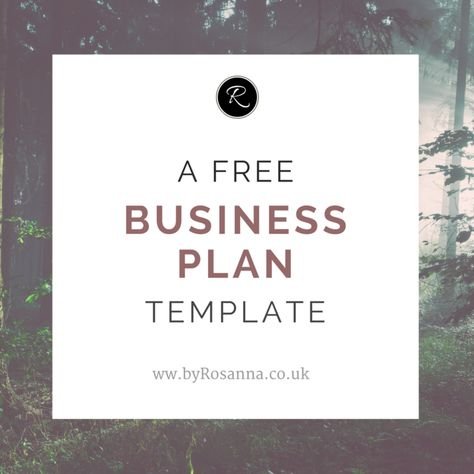 Freelance Business Plan Template Free Download