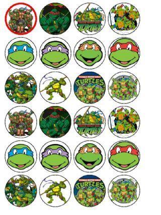 Ninja Turtle Cakes Template Ninja Turtles Ninja Turtles Ninja Turtle Cake Ninja Turtles Birthday Party