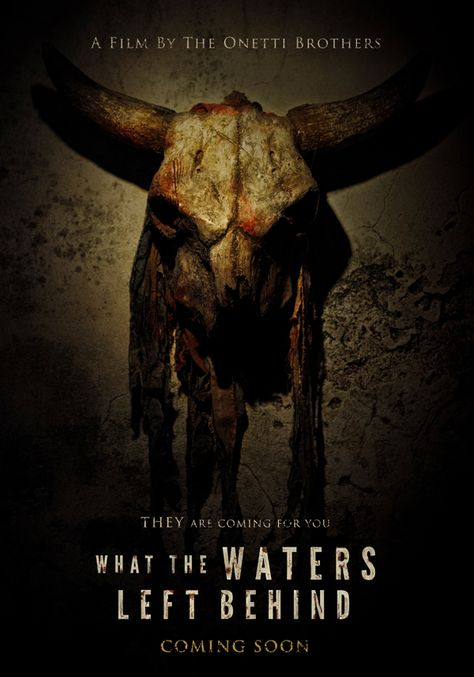 'What the Waters Left Behind' Reveals an Official Trailer and New Posters - Horror Movies