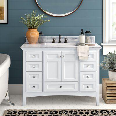 Wood Countertops For Bathroom Vanities Small Bathroom Vanities