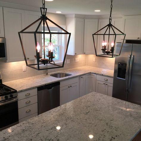 Laurel Foundry Modern Farmhouse Carmen 4-Light Lantern Pendant & Reviews | Wayfair
