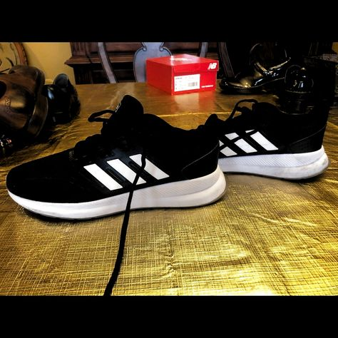 Adidas Shoes 80% OFF!>> Adidas Shoes   Womens Adidas Tennis Shoes   Color: Black/White   Size: 10 #Adidas #Adidasshoes #shoes #style #Accessories #shopping #styles #outfit #pretty #girl #girls #beauty #beautiful #me #cute #stylish #design #fashion #outfits #diy #design