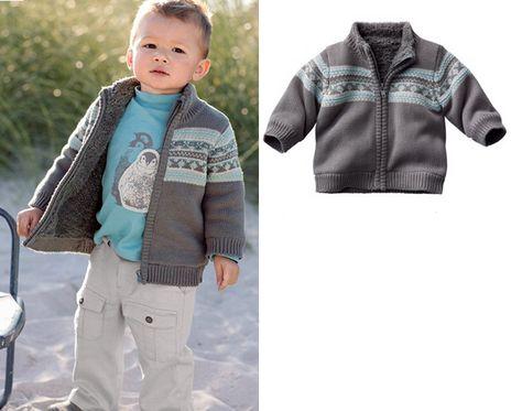 15aa082b7 vertbaudet baby boy knitwear. vertbaudet baby boy knitwear. More  information. Baby Winter Clothes Ideas: Wrap Up In Style