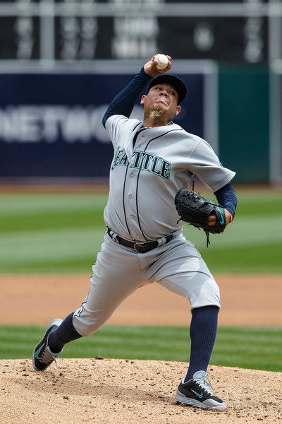 Seattle Mariners v Oakland Athletics - Pictures -