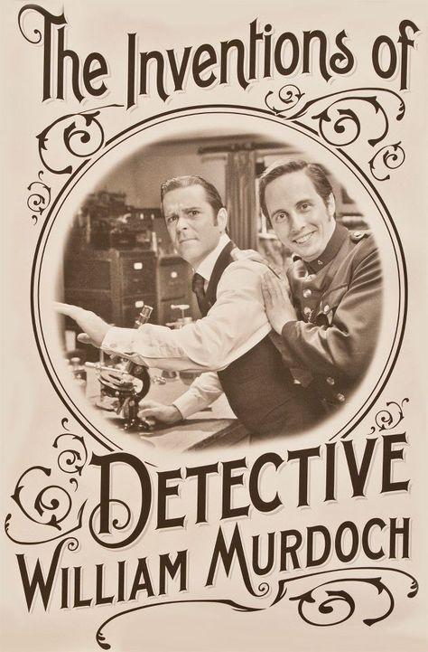 Murdoch Mysteries - lovely Canadian TV series