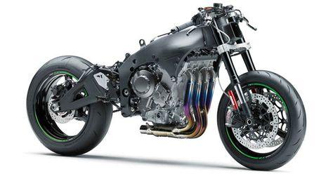 Тюнинг мотоцикла Dofull 02-V - фото 7