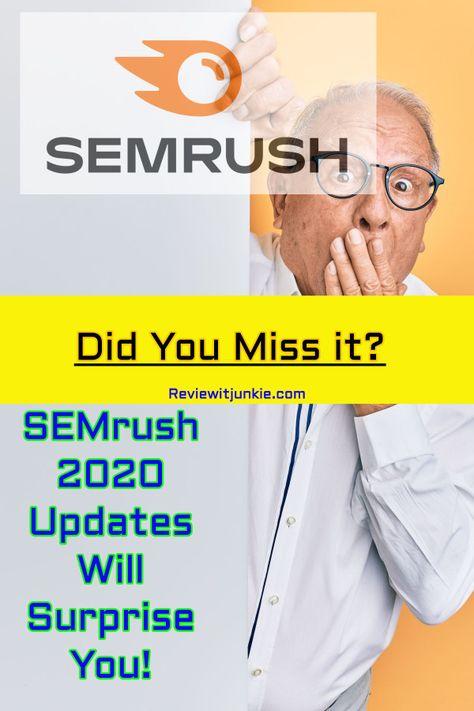 Semrush 2020 Updates Get Amazing Content Marketing Tool Kit