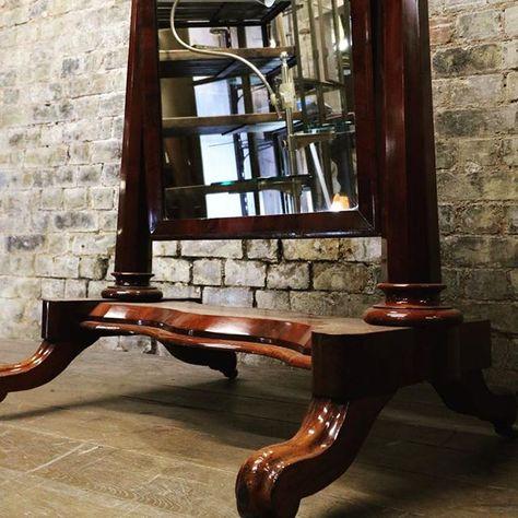 vintage Antique Victorian Mirror at D...