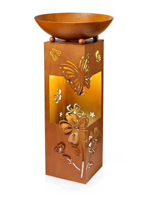 Pflanzsaule Butterfly Mit Led Beleuchtung Bestellen Weltbild De Led Beleuchtung Pflanzsaule Led