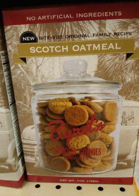 Byrd Scotch Oatmeal Cookie Recipe Besto Blog