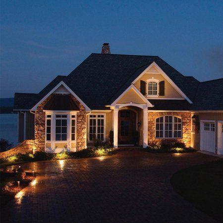 New 3w 12v Led Landscape Lights, Outdoor Spot Lights For House