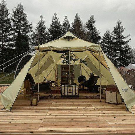 九州の人気グランピング施設9選 リーズナブルで楽しめたり大人数で楽しめたりとさまざま キャンプ アウトドア情報メディアhinata 2021 アウトドア グランピング 大人数