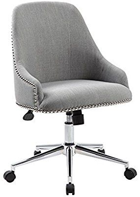 Amazon Com Boss Office Products B516c Gy Desk Chairs Kitchen Dining Grey Desk Chair Office Chair Contemporary Office Chairs