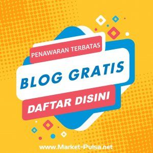 Market Pulsa Murah Blog Pemasaran Kota