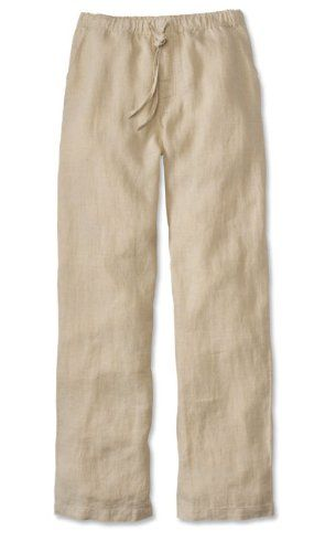 Freely Mens Oversize Chinese Style Classics Linen Trousers Pants Green S