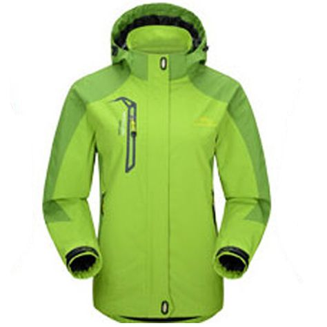 acce13bba6c Men s Jacket Waterproof Spring Hooded Coat