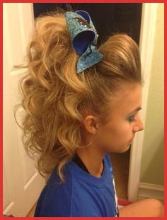 Cheer Hairstyles 142265 90 Best Cheer Hairstyles Images On Pinterest Cheer Hair Competition Hair Cheerleading Hairstyles