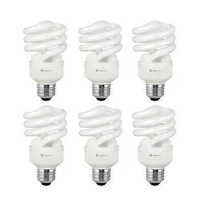 Details About Compact Fluorescent Light Bulb T2 Spiral Cfl 4100k