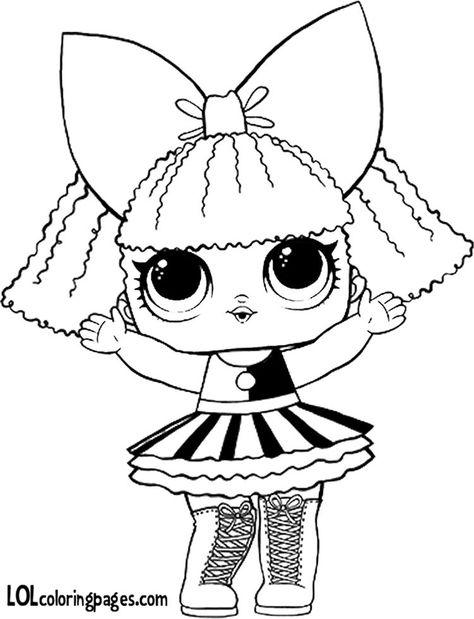 pinkailey simon on lol  lol dolls