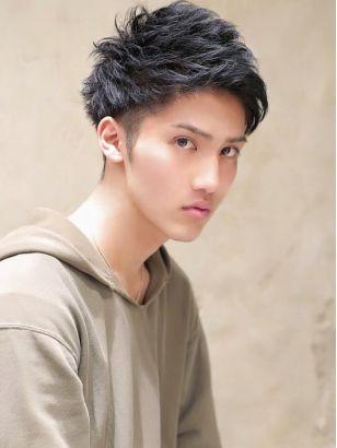 2019年秋 メンズ ショートの髪型 ヘアアレンジ 人気順 15ページ目
