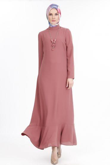 Tesettur Elbise Modelleri Setrms Elbise Modelleri Elbise The Dress