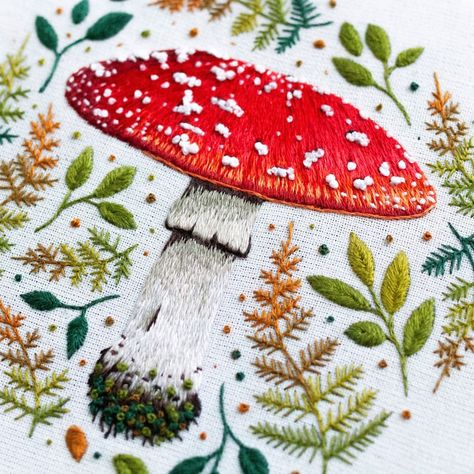 Bundle / All Three PDF Patterns / Moth / Butterfly / Mushroom | Etsy