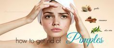 How to get rid of pimples on face #FaceMoisturizerDiy in