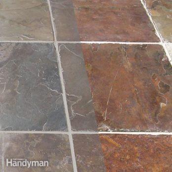 How To Get Grout Haze Off Of Porcelain Tile