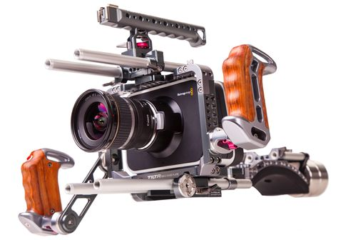 Tilta Blackmagic Cinema Camera Rig is available for pre-order at ikancorp.com